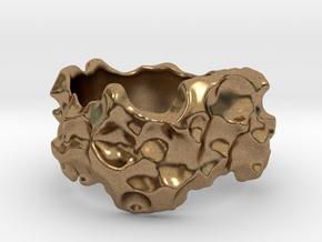 ELPIS Bracelet in Natural Brass