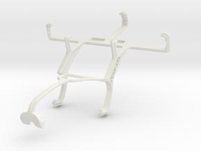 Controller mount for Xbox 360 & Sony Xperia E dual in White Natural Versatile Plastic
