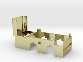 Deutz MLH Rahmen 1:22,5 GN15  in 18K Gold Plated