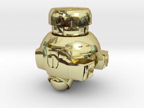 Vincent Robot in 18K Gold Plated