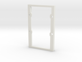 DNA40 Chip Hold Down in White Natural Versatile Plastic