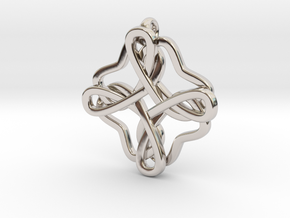 Friendship knot in Platinum