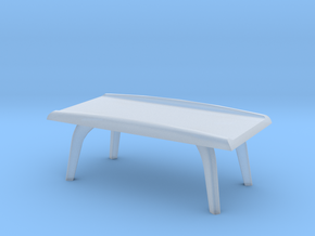 1:48 Moderne Coffee Table in Frosted Ultra Detail
