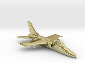 001N AMX 1/144 in flight in 18K Gold Plated
