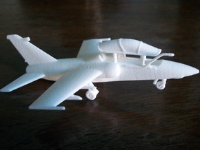 001L AMX-T 1/144 WSF  in White Natural Versatile Plastic