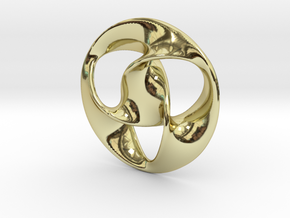 All is one Pendant  in 18K Gold Plated