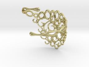 Arabesque Bracelet in 18K Gold Plated