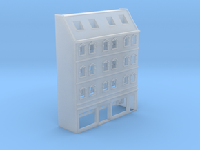 Stadthaus Halbrelief 1 - 1:220 (Z scale) in Smooth Fine Detail Plastic