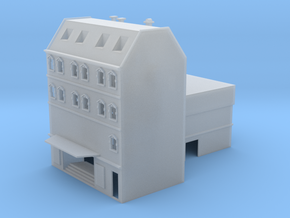 Stadthaus 2 - 1:220 (Z scale) in Smooth Fine Detail Plastic
