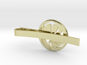 NAVY SEAL FOUNDATION MONEY/TIE CLIP in 18K Gold Plated