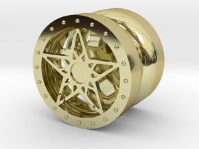 LoneStar YoYo in 18K Gold Plated