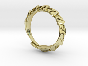 Game of Thrones Dragon Ring in 18K Gold Plated