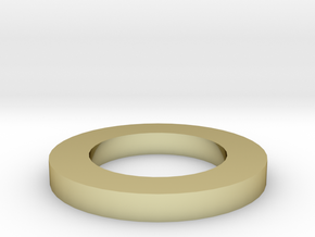 16x NeoPixel Ring Holder in 18K Gold Plated