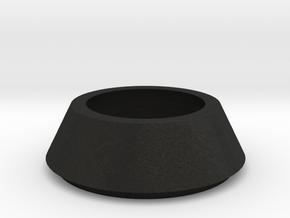 SX350 Simple Bezel V2 in Black Acrylic