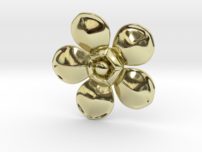 Flower in 18K Gold Plated