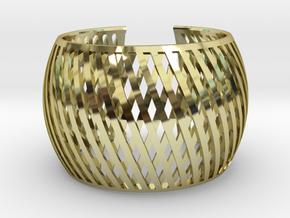 Bracelet Brace line  in 18K Gold Plated