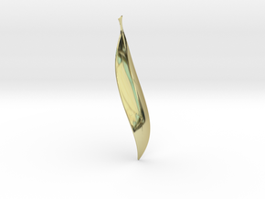 Leafy1 in 18K Gold Plated
