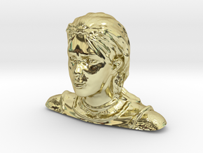 Jeanne d'Arc in 18K Gold Plated