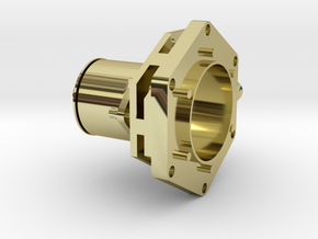 Apollo RCS Engine 1:2 Top in 18K Gold Plated