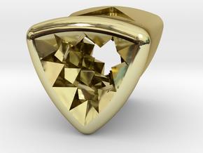 Stretch Diamond 8 By Jielt Gregoire in 18K Gold Plated