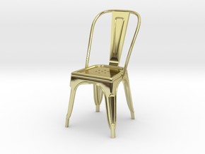1:24 Pauchard Chair in 18K Gold Plated