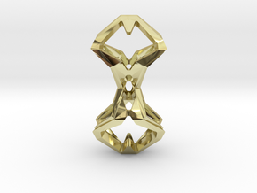 Timeless Heart, Pendant in 18K Gold Plated