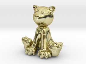 Doggy in 18K Gold Plated