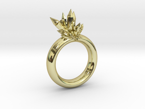 Catalyst Ring-10 mm in 18K Gold Plated