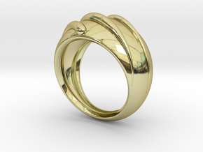 Comet in 18K Gold Plated