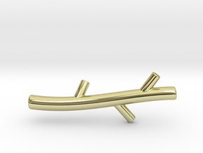 Stick in 18K Gold Plated