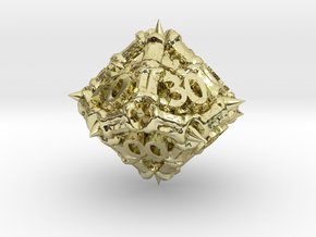 Dragon d00 in 18K Gold Plated
