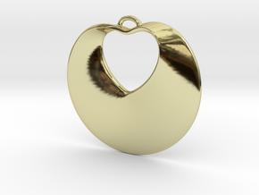 Infinite Love in 18K Gold Plated
