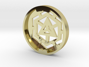 Ingress Ear Bud Cover for GLASS in 18K Gold Plated