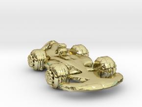 Formula1 Car Own Design in 18K Gold Plated