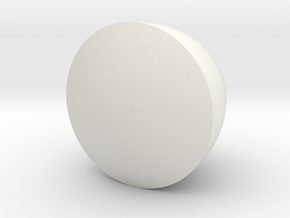 Solid Of Constant Width in White Strong & Flexible