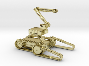 IROBOT in 18K Gold Plated