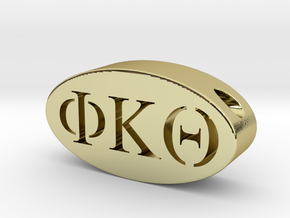 Phi Kappa Theta in 18K Gold Plated