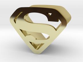 Super 16 By Jielt Gregoire in 18K Gold Plated