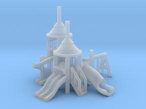 Spielplatz mittel - 1:220 (z scale) in Smooth Fine Detail Plastic