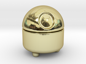 Bit Bit - Your personal pet robot in 18K Gold Plated