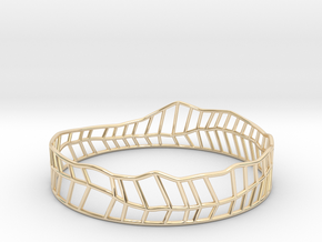 Philibert in 14k Gold Plated Brass