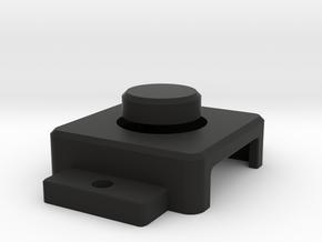 A2 LED Base in Black Natural Versatile Plastic