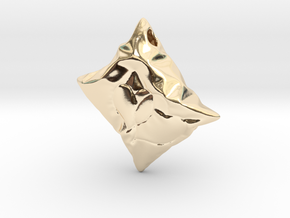 Sweet Dreams (Precious Metals) in 14k Gold Plated Brass
