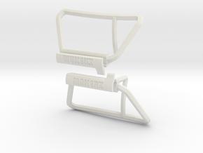 EZ LandingSpacer V3 for DJI Phantom 1,2 & Vision(+ in White Natural Versatile Plastic