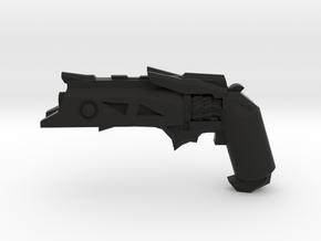HS-80 Nightmare Pistol in Black Natural Versatile Plastic