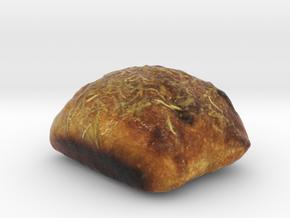 The Rosemary Bread in Full Color Sandstone
