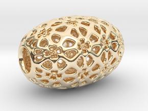PA Sharm V4 H22x14SE58u1v1a10f Wax in 14k Gold Plated Brass