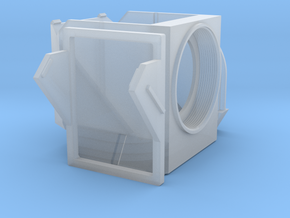 Filter Cube for Nikon TiU in Smooth Fine Detail Plastic