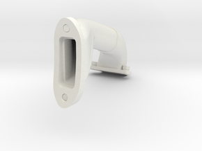 Le Rhone - 110hp - Intake Assembly - Single - 1:6  in White Natural Versatile Plastic