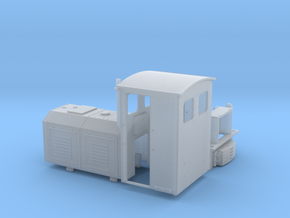 Feldbahnlok LKM Ns2h Spur 0e/0f 1:45 in Smooth Fine Detail Plastic